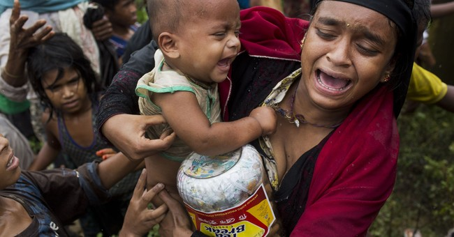 As Myanmar Muslims flee crackdown, US is wary of involvement