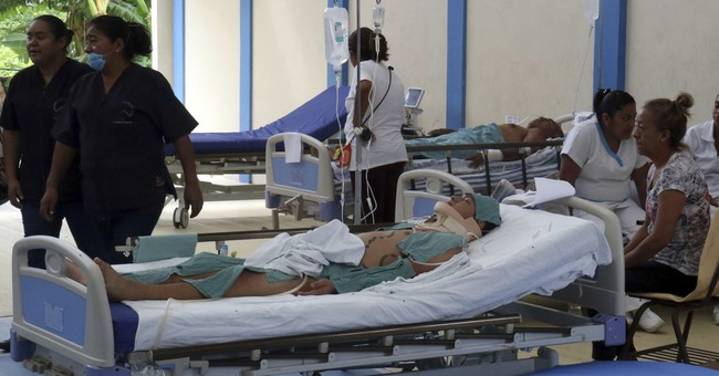 Death toll now at 90 as aftershocks rattle southern Mexico