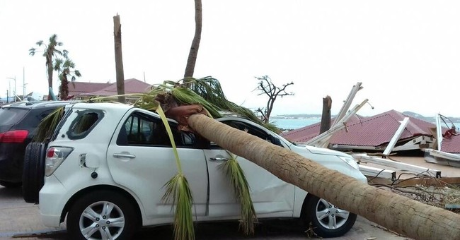 The Latest: French leader to go to hurricane-hit St. Martin