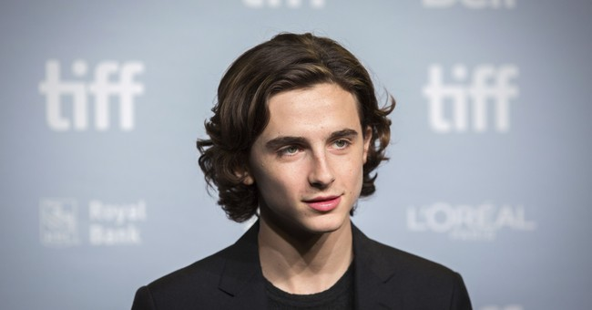 Toronto a coming out party for 21-year-old Timothee Chalamet