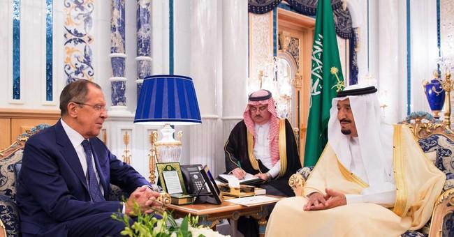 Russian envoy visits Saudi Arabia for Syria, Gulf talks