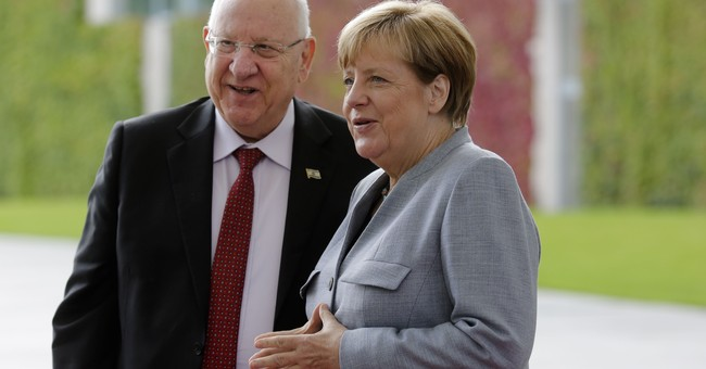 Germany's Merkel points to Iran talks as model for NKorea