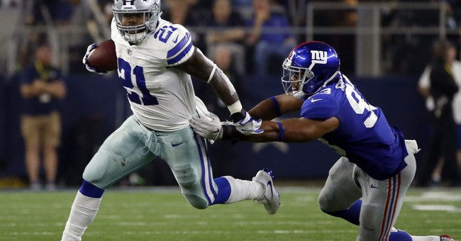 NFL trying to speed appeal over blocked Elliott suspension