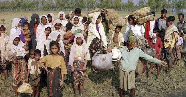 AP Explains: What's behind Rohingya exodus from Myanmar
