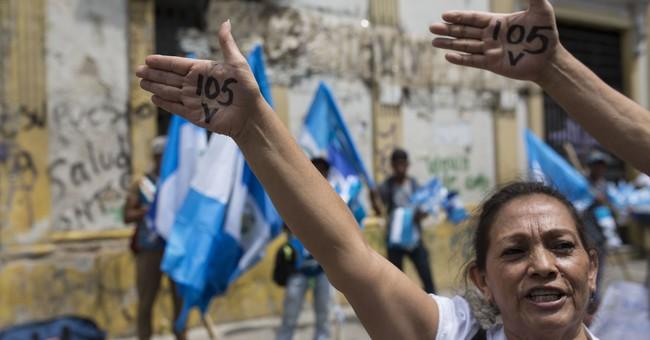 The Latest: Guatemala congress backs Morales in key vote