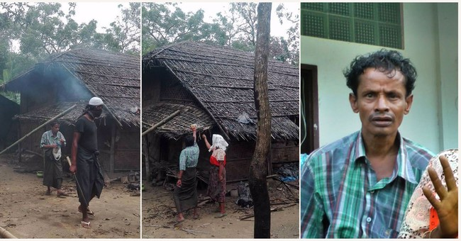 'Proof' of Rohingya-set fires in Myanmar fails inspection