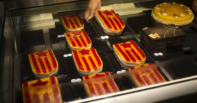 Catalan celebration focuses on right to break from Spain