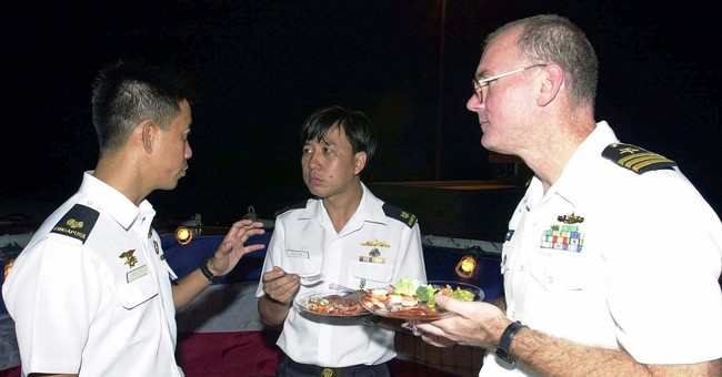 18-month sentence for ex-Navy commander in bribery scandal