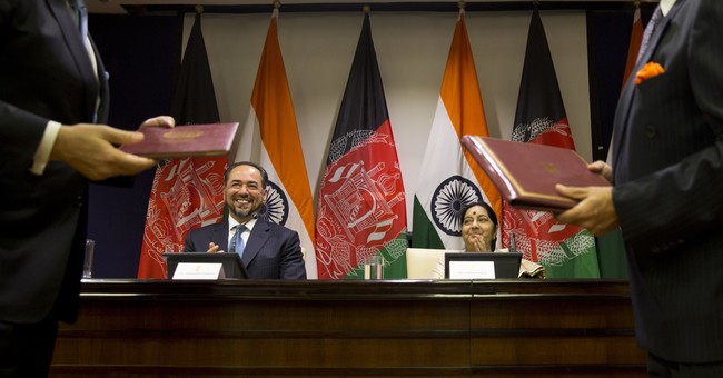 Afghanistan seeks speedy development of Iranian port