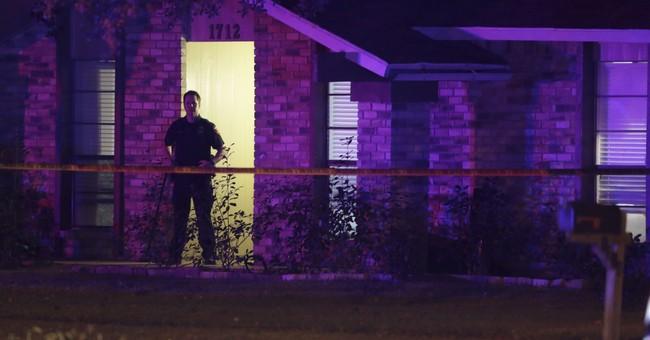 Police: 9 dead, including suspect, at suburban Dallas home