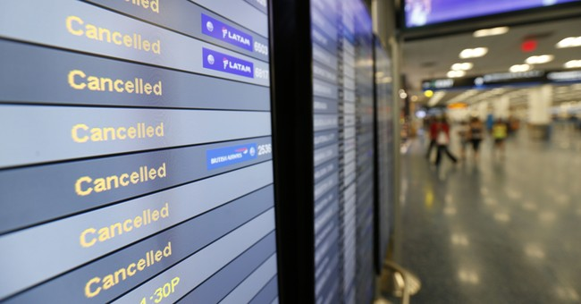 Flight cancellations mount as Irma pushes north from Florida