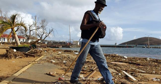 Cuba's decrepit buildings no match for Hurricane Irma