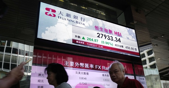 Global stocks spike on relief over North Korea restraint