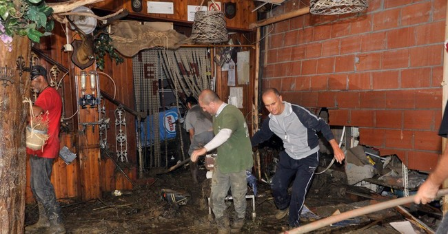 Italy: Death toll in flooded Tuscan town rises to 7
