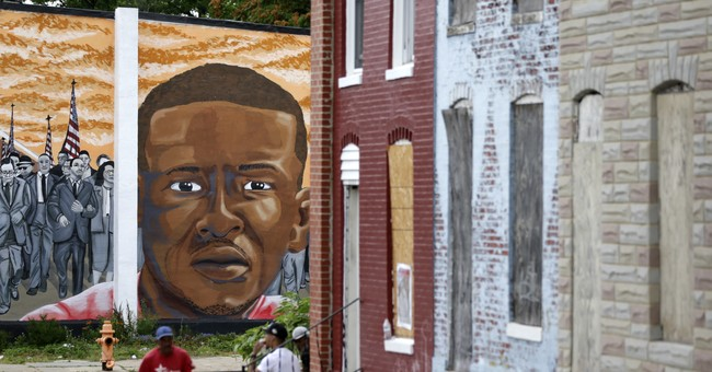 US Justice Department won't charge Baltimore police officers