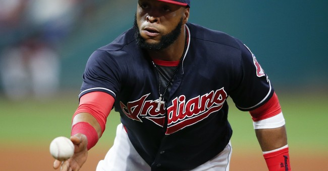 Roaring 20: Indians tie AL record with 20th straight win