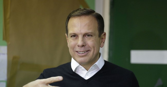 Sao Paulo mayor tests presidential waters amid voter anger