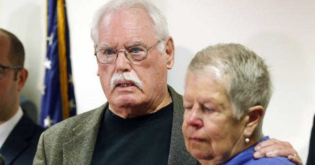 The Latest: Parents of girls slain in 1975 thank police