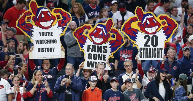 Odd ball: Indians chase win streak record that includes tie