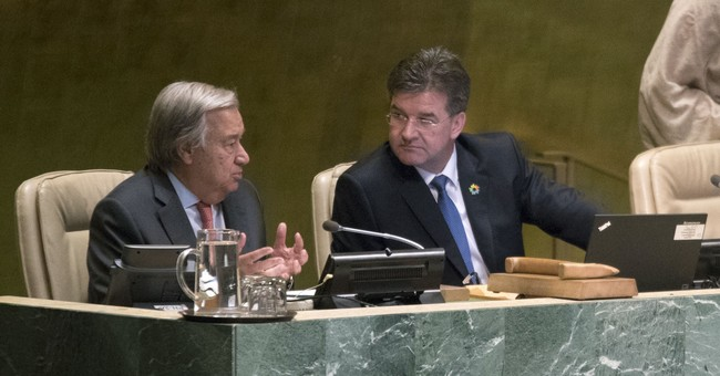 UN assembly's new leader wants 'compromise over conflict'