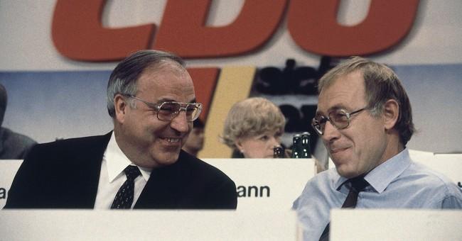 Heiner Geissler, top aide to Germany's Kohl, dies at 87