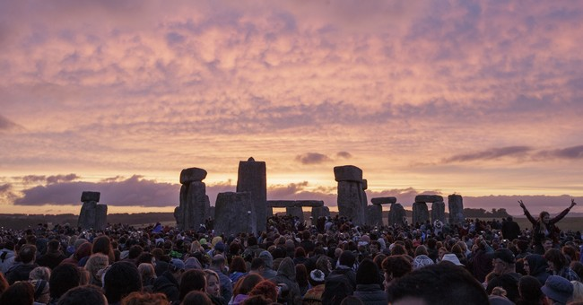 UK approves Stonehenge tunnel, diverted to ease druid dismay