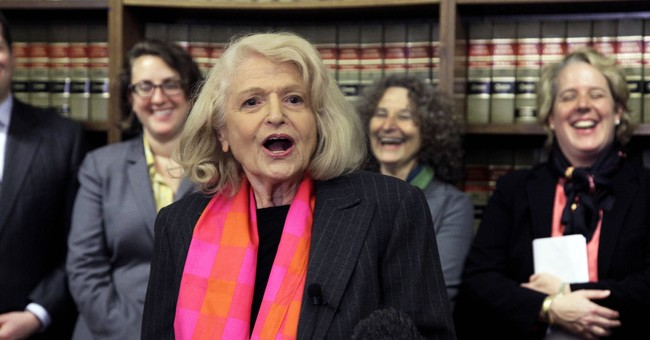 Edith Windsor remembered as 'great' pioneer for gay rights
