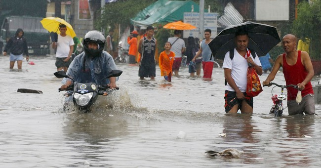4 dead, 6 missing in floods and landslides in Philippines
