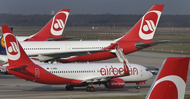200 pilots call in sick, forcing Air Berlin to scrap flights