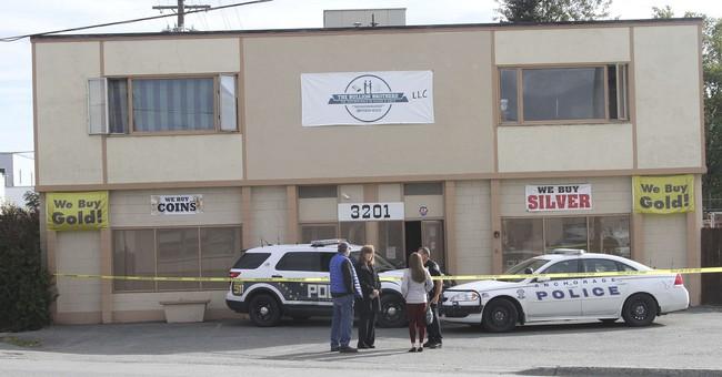 3 die in shooting at Alaska precious metals shop