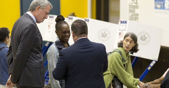 De Blasio wins Democratic primary for New York City mayor