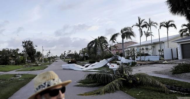 FEMA estimates 25 percent of Florida Keys homes are gone