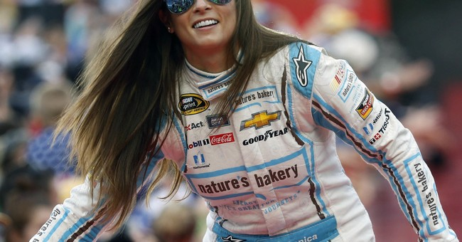 Danica Patrick done at Stewart-Haas after '17, future unsure