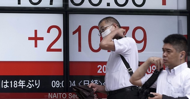 North Korea relief sustains momentum in global markets
