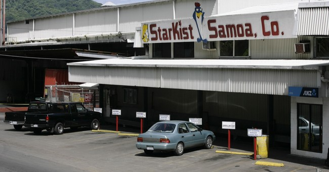 StarKist to pay $6.3M in American Samoa wastewater case