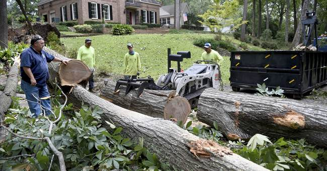 More than 80 percent in Florida have power back