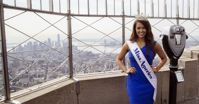 New Miss America is North Dakota's first winner of pageant