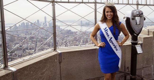 New Miss America is North Dakota's first winner of pageant