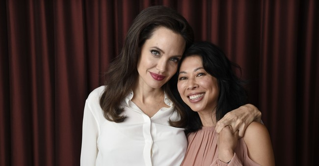 Cambodia selects Angelina Jolie film as Oscar submission