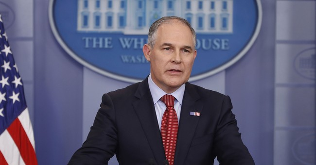 EPA head: No renewable fuel promise made to ex-Trump adviser