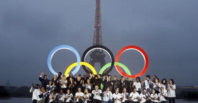 Paris celebrates end of 100-year Olympic wait