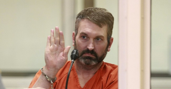 Document: Suspect told police he left during Alaska shooting