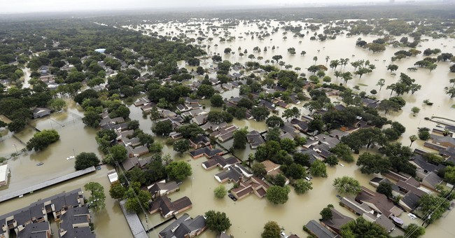 Texas county looks to buy homes with high flood risk