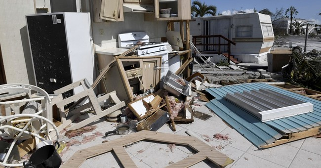 Irma's fury in the Keys: High winds, waves, then devastation