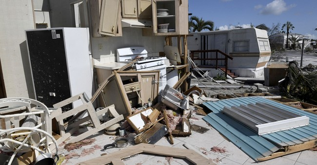 Irma's fury in the Keys: High winds, waves, then devastation