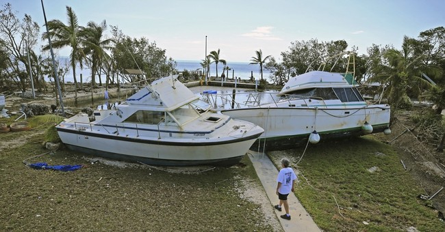 Irma's wrath was especially hard on some communities