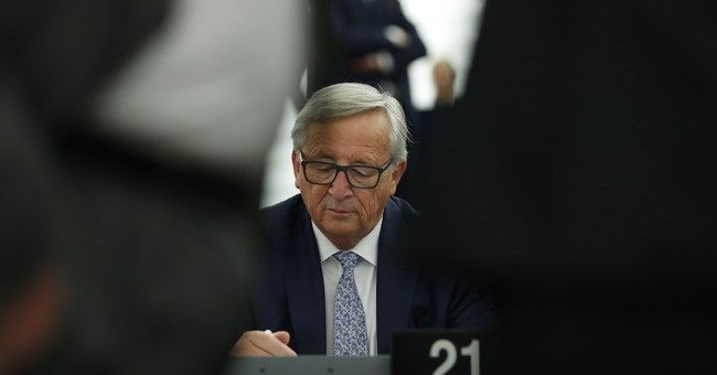 EU chief says bloc 'bouncing back' after crisis-hit decade