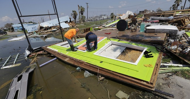 Businesses far from the devastation can feel storm's impact