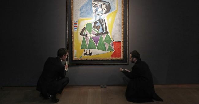 AP NewsBreak: $20M-$30M Picasso portrait of muse up for sale