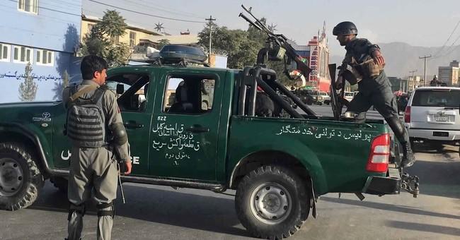 Suicide bomber kills 3 outside Afghan cricket stadium